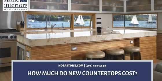 How Much Do New Countertops Cost