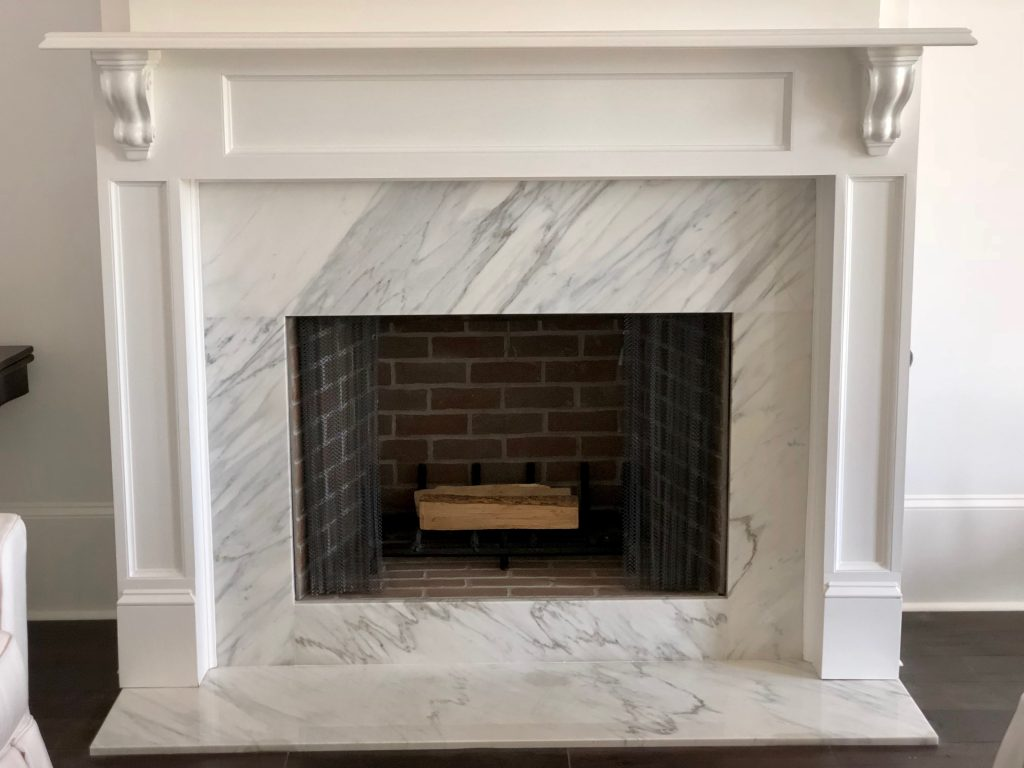 Stone Fireplace Surrounds - Stone Interiors New Orleans