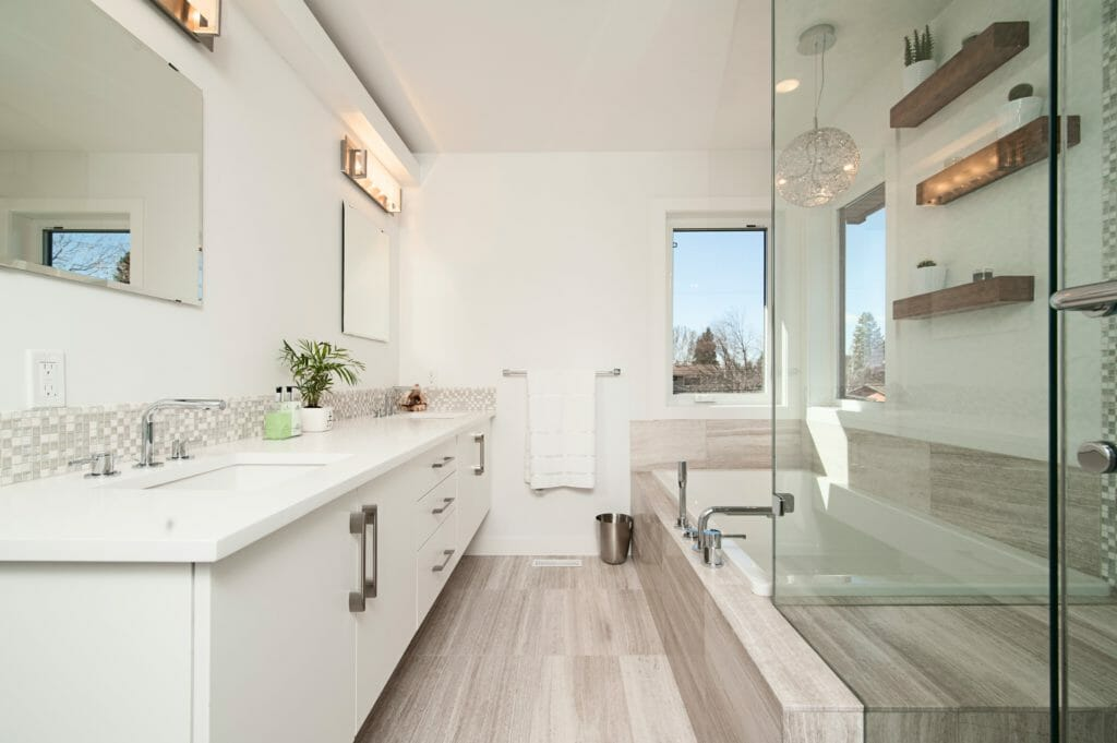 save on quality bathroom remodel