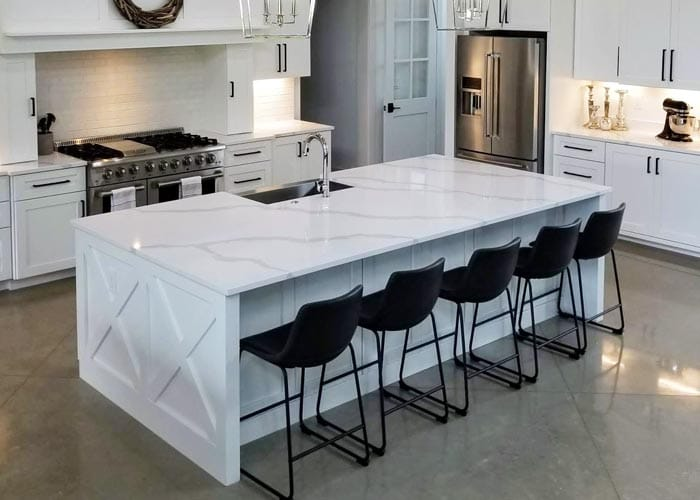 new countertops help sell my house