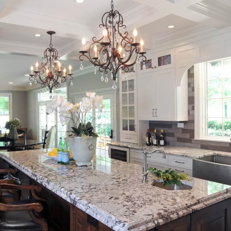 New Orleans granite countertops