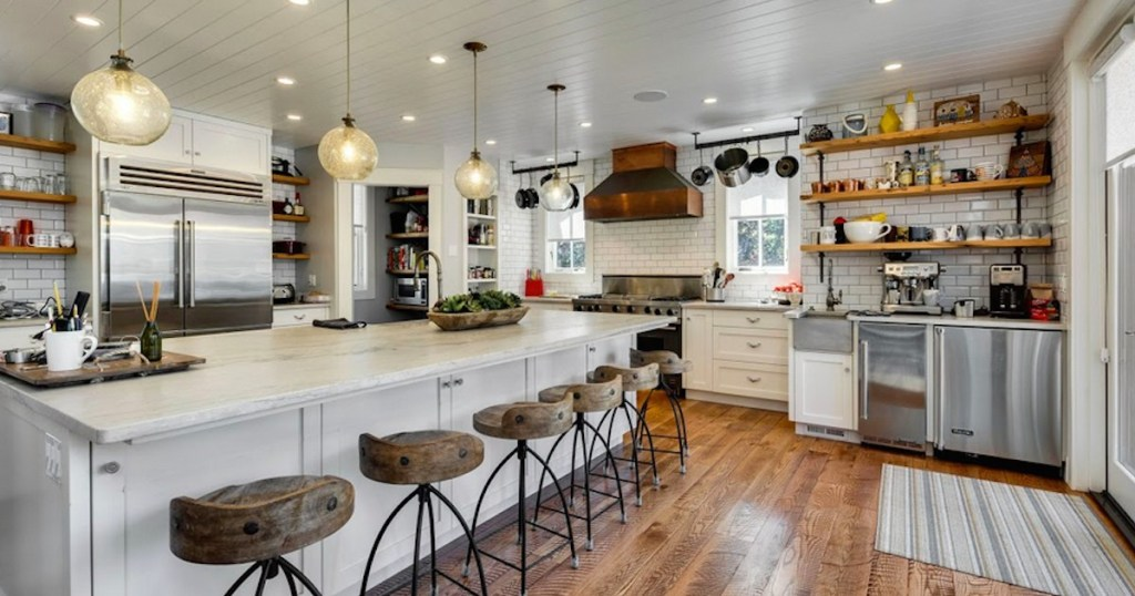 fabrication and installation of New Orleans countertops