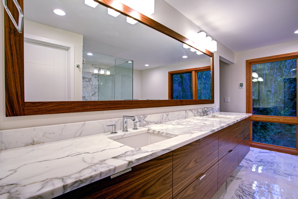 New Orleans Bathroom countertops